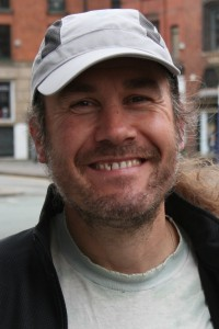 Phil Hardy, Route Leader