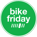 BIKE FRIDAY logo