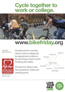 Bike Friday Poster BHF2016