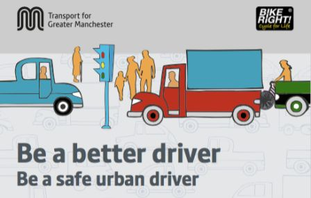 Be a better driver - Be a safe urban driver