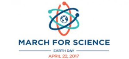 March for Science - Earth Day