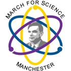 March for Science Manchester - logo