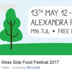 Moss Side Food Festival 13 May 2017
