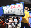 Magic Air Filter