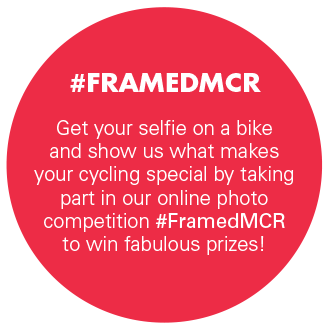 Framed MCR Photo Competition
