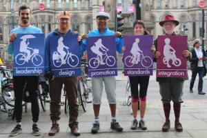 Cycling Manifesto Launch