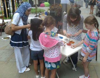 Bee craft activities with Jade Alana  350