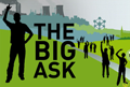 The Big Ask Logo