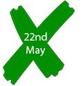 Vote Symbol 22nd May
