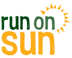 Run on Sun logo