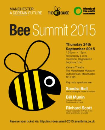 Manchester Bee Summit 2015