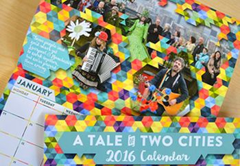 A Tale of Two Cities Calendar 2016