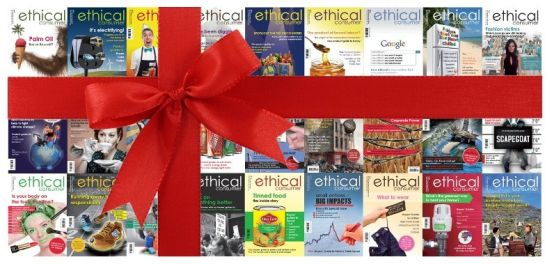 Ethical Consumer present