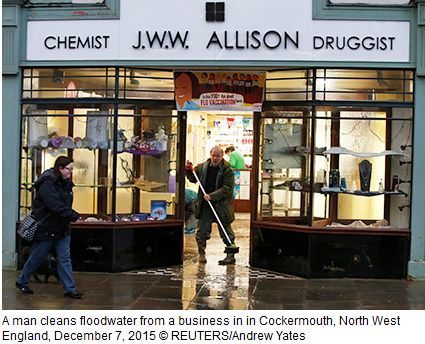 Floods in Cockermouth 7 December 2015 Reuters Andrew Yates