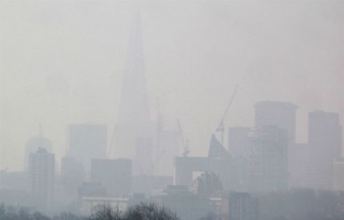 Can you see The Shard? by David Holt