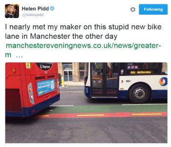 Helen Pidd - nearly met my maker