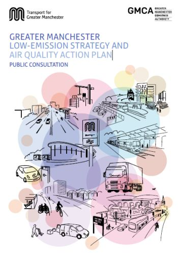 GM Low emission strategy and air quality action plan consultation