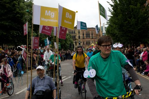 Manchester Day Parade 19th June 2016 - 1