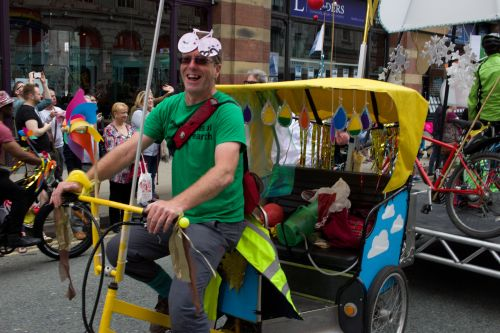 Manchester Day Parade 19th June 2016 - 2