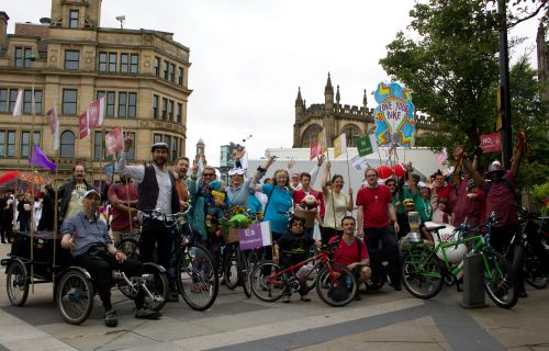 Manchester Day Parade 19th June 2016 - 3