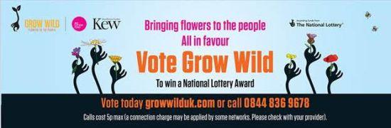 Vote Grow Wild