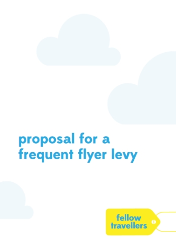 proposal for a frequent flyer levy