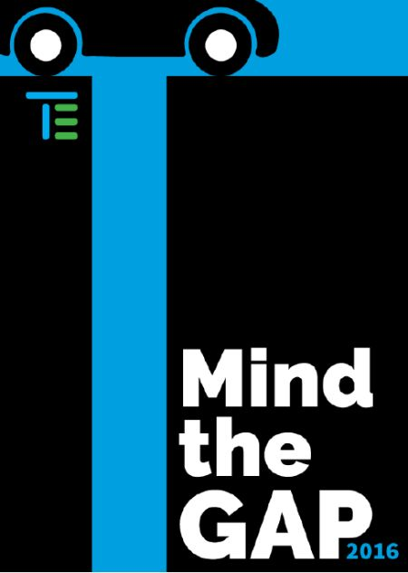Mind the gap 2016