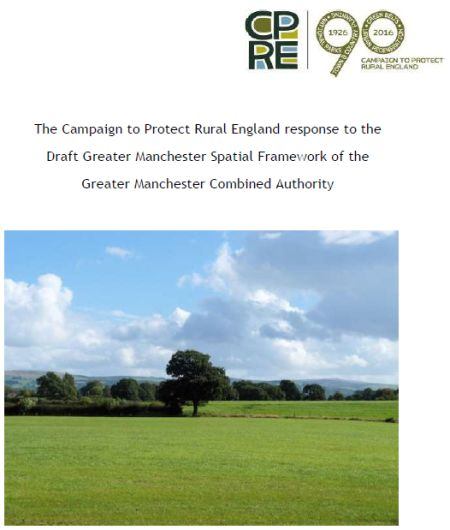 The Campaign to Protect Rural England response to the