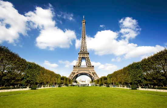 Anyone fancy lunch in Paris? Image: istock