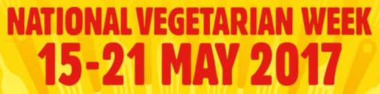 National Vegetarian Week 15-21 May 2017