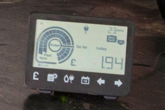 Ian's smart meter