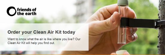 Order Your Clean Air Kit - image