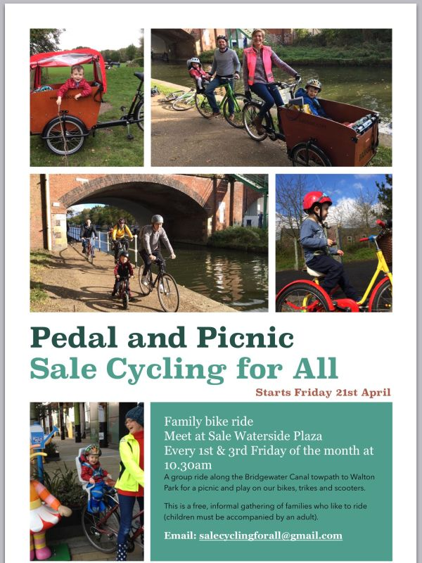 Pedal and Picnic - Sale Cycling for All