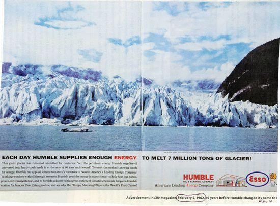 Humble Energy - Iceberg