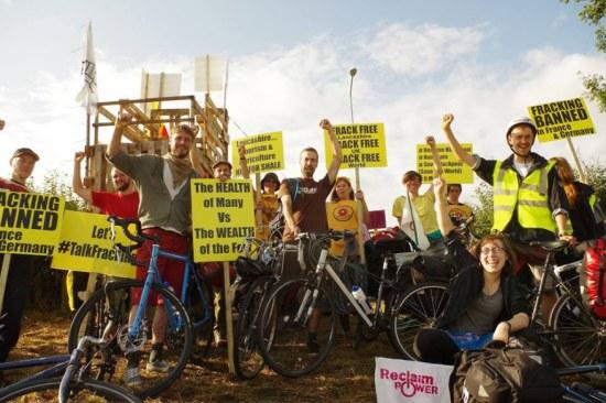 Rolling Resistance Bike ride