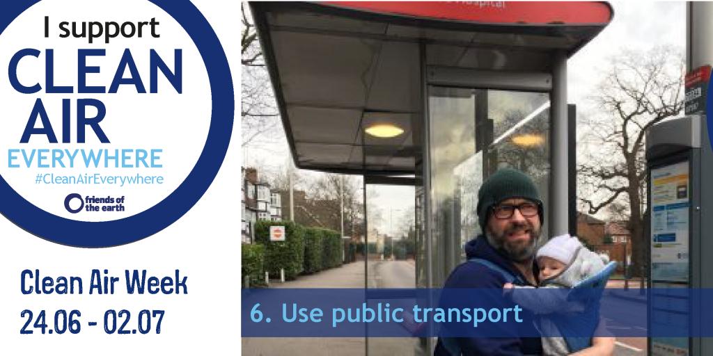 Use Public Transport