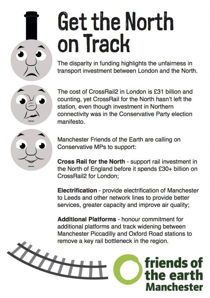 2017 conservative confernce leaflet image