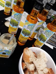 Our most local bee-friendly rapeseed oil