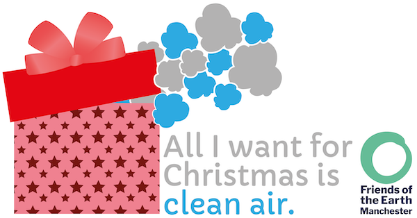 All I want for Christmas is Clean Air