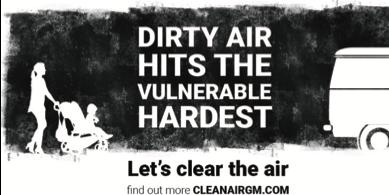 TfGM Clean Air Conversation