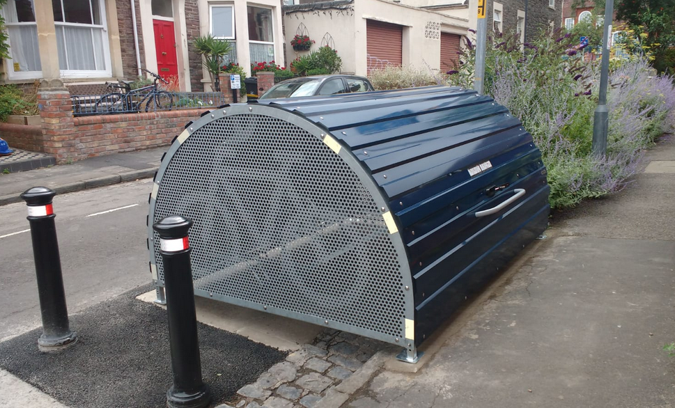 Cycle Hoop - from @cyclehoop Twitter