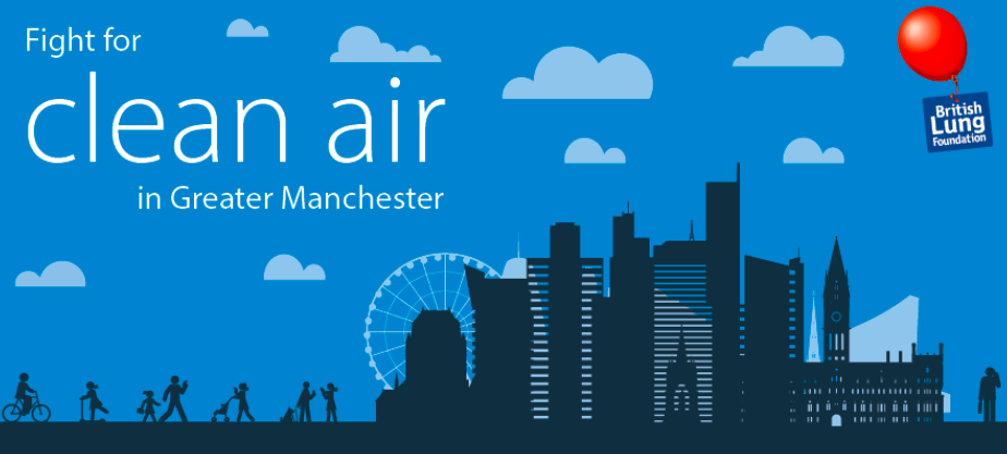 FIght for Clean Air in Greater Manchester
