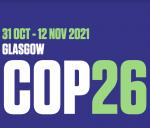 COP 26 Glasgow Logo