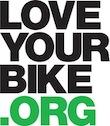 Love Your Bike 10th anniversary logo
